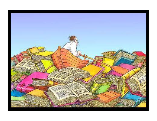 un mare di libri