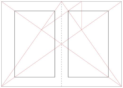 realizzazione gabbia grafica